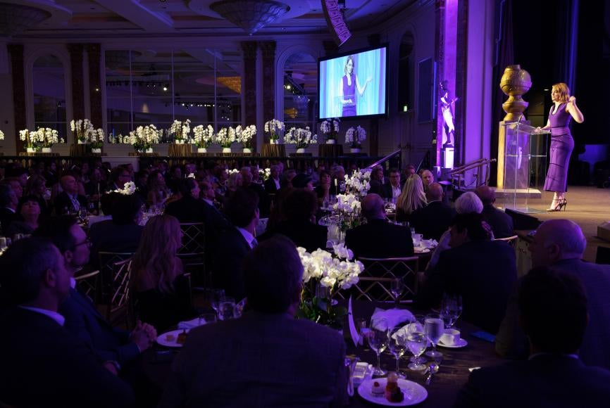 2016 Grants It's a Wrap! - HFPA Grands Banquet