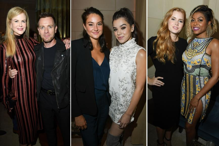 The Thrill of Toronto: Inside the HFPA/InStyle Party