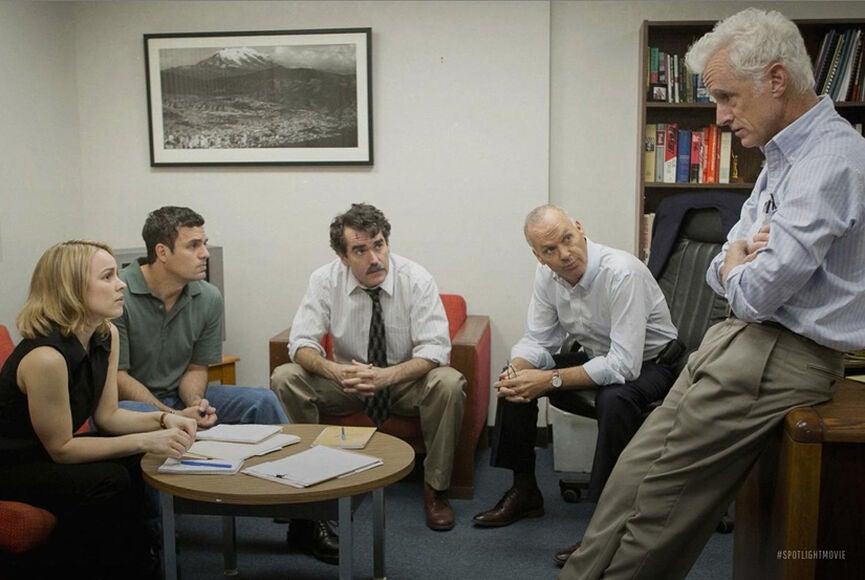 Nominee: Best Motion Picture - Drama: Spotlight | Golden ...