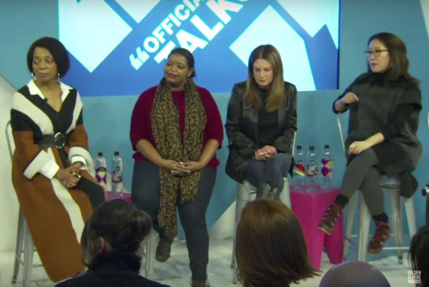 Women Breaking Barriers Panel