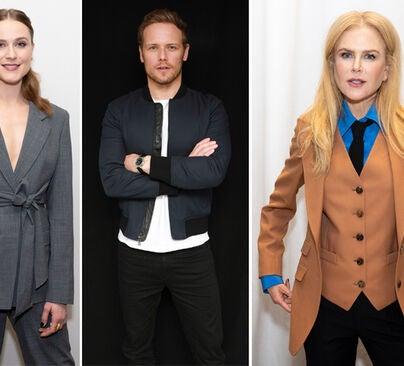 Evan Rachel Wood, Sam Heughan, Nicole Kidman