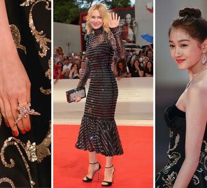 Guan Ziaotong, Naomi Watts, Guan Ziaotong