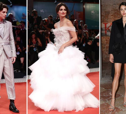 Timothée Chalamet, Penelope Cruz, Margaret Qualley