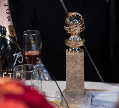 Celebrating the 75th Golden Globes