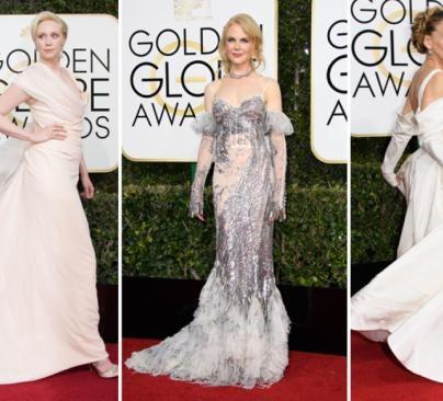 Gwendoline Christie, Nicole Kidman and Sarah Jessica Parker