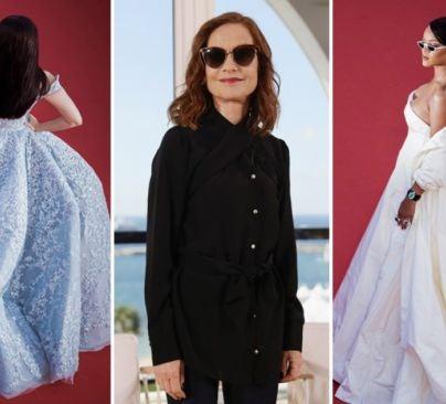 Aishwarya Rai Bachchan, Isabelle Huppert and Rhianna