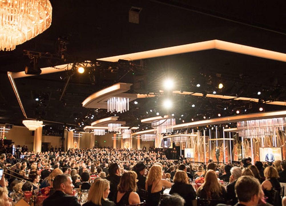 75th Golden Globes International Ballroom
