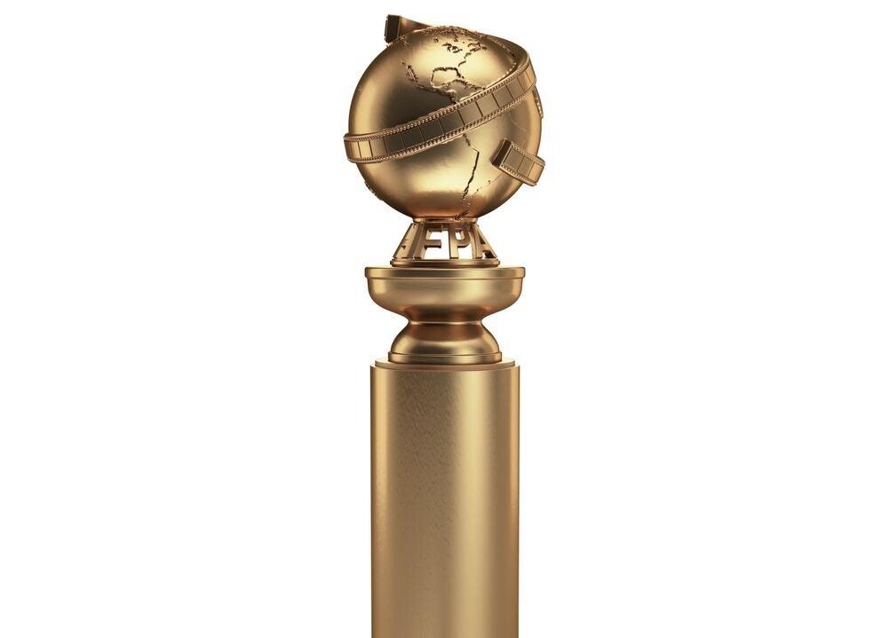 Golden Globe trophy 2019