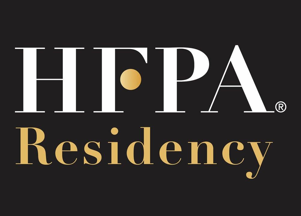 HFPa residency logo
