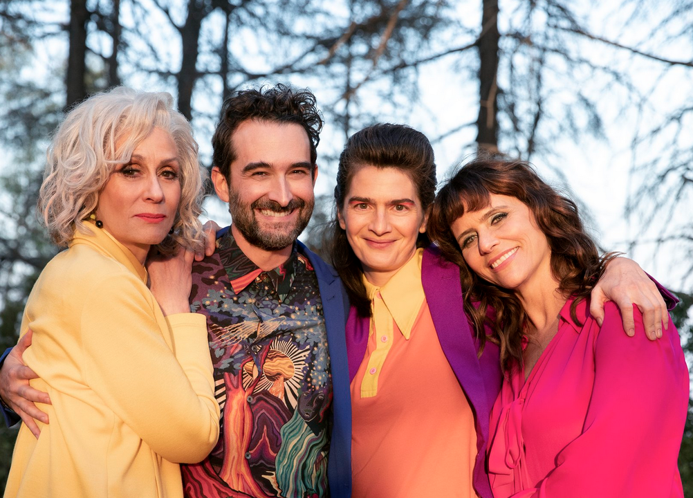 """A scene from the TV series """"Transparent"""""""