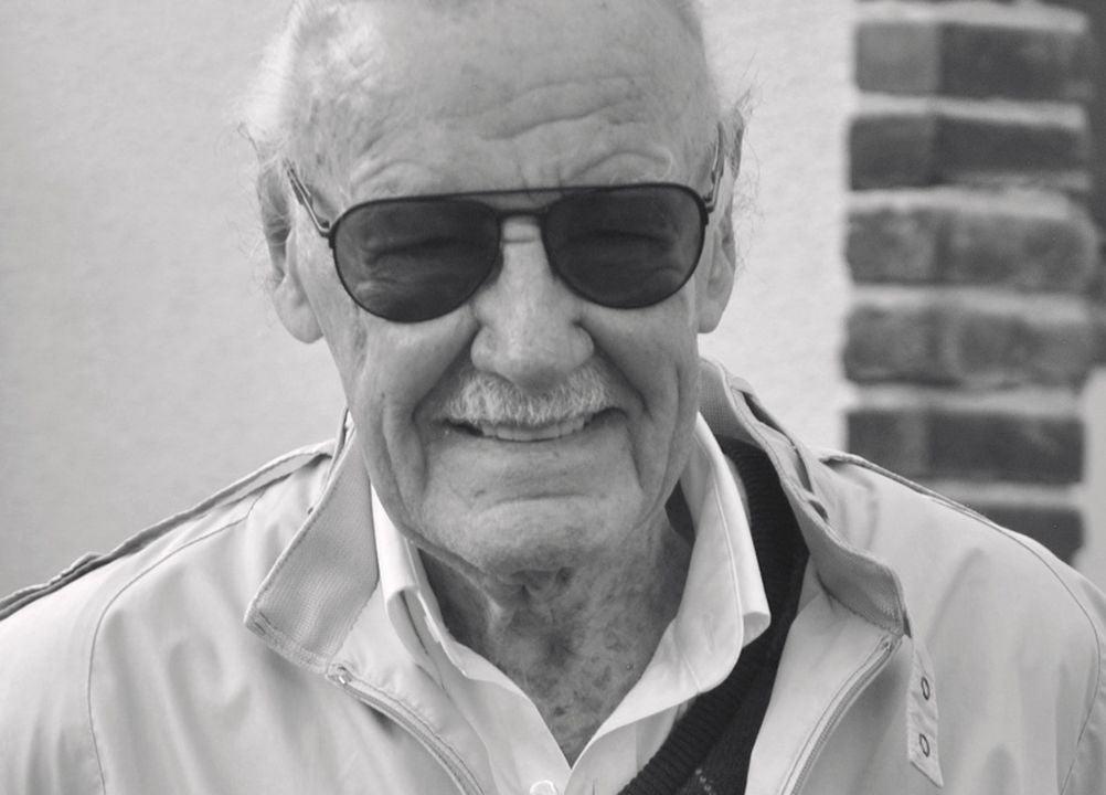 Stan Lee, writer and comuic book genius