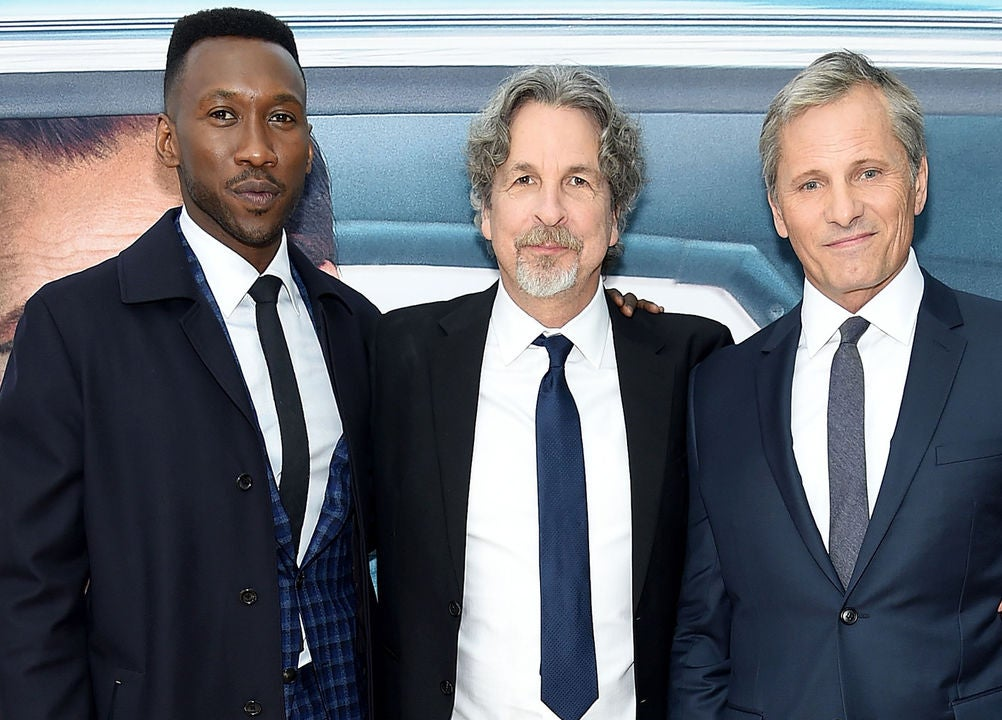 Mahershala Ali, Viggo Mortensen, Peter Farrelly