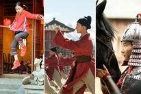 "Scenes from ""Mulan"""