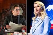 """Ben Platt and Gwyneth Paltrow in """"The Politician"""""""