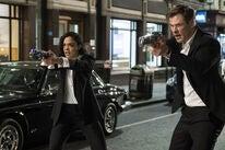 """A scene from """"Men in Black: International"""""""