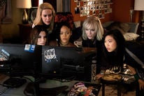 """A scene from """"Ocean's Eight"""""""