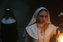 """A scene from """"The Nun"""""""
