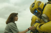 """A scebe from the movie """"Bumblebee"""""""