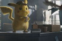 "A scene from ""Pokemon: Detective Pikachu"", 2019"