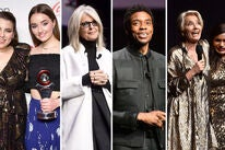 Bernie Feldstein, Kaitlyn Dever, Diane Keaton, Chadwick Boseman, Emma Thompson, Mindy Kaling