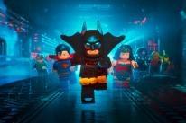 A scene from The Lego Batman Movie