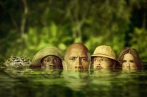 "Scene from ""Jumanji: Welcome to the Jungle:"
