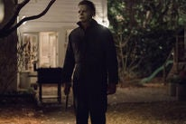 """A scene from """"Halloween"""", 2018"""