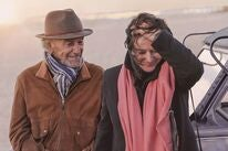 "Anouk Aimée and Jean-Louis Trintignant in ""The Best Years of a Life"" (2019)"