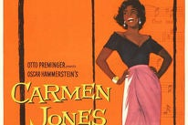 Carmen Jones movie poster