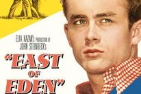 East of Eden movie poster