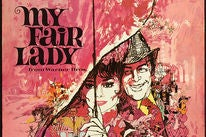 My Fair Lady movie poster