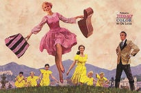 The Sound of Music movie poster