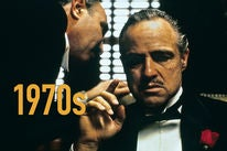 """Scene from """"The Godfather"""""""