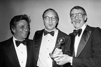 Neil Simon, Peter Falk and Herbert Ross, Golden Globes 1978