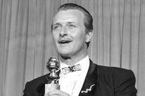 Actor Rutger Hauer, Golden Globe winner