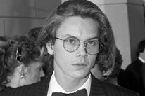 Actor River Phoenix, Golden Globe nominee