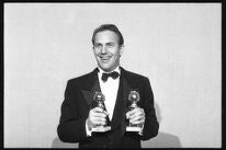 Kevin Costner, Golden Globe winner