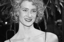 Laura Dern at the 49th Golden Globes, 1992