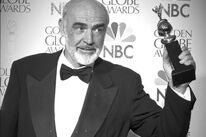Sean Connery, Golden Globe winner and Cecil B. de Mille Award recipient