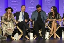 The cast of NCIS LA at PaleyFest 2017, Dolby Theatre