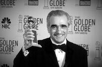 Filmmaker Martin Scorsese, Golden Globe winner and Cecil B. deMille recipient