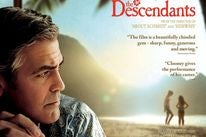 The Descendants movie poster