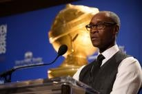Actopr Don Cheadle announces the nominations for the 74th Golden Globe Awards