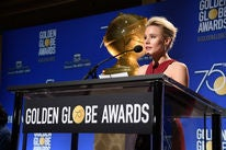 Kristen Bell announces nominations for 75th Golden Globes