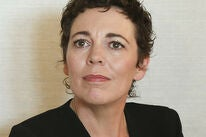 Actress Olivia Colman, Golden Globe nominee