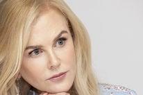 Actress Nicole Kidman, Golden Globe winner