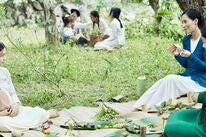 """Nu Yên-Khê Tran, Mai Thu Huong Maya, and Nguyen Phuong Tra My in """"The Third Wife"""" (2018)"""