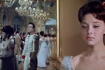 "A scene from ""War and Peace"", 1966"