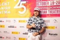 Spanish actor, director and writer Santiago Segura