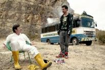 """A scene from the Tv series """"Metastasis"""""""
